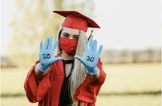 Class of 2020 quarantine Nursing Graduation Pictures, Graduation Picture Poses, College Graduation Pictures, Graduation Photoshoot, Grad Pics, Senior Boy Photography, Graduation Photography, Senior Year Pictures, Senior Photos