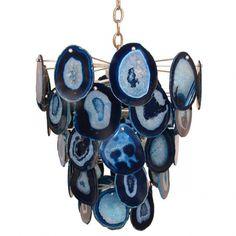 Подвесной светильник Marjorie skouras bebe chandelier Agate