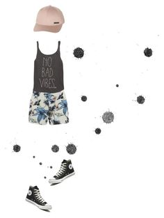 """""""Untitled #1604"""" by kohlanndesigns ❤ liked on Polyvore featuring ONLY, Billabong, Converse, women's clothing, women's fashion, women, female, woman, misses and juniors"""