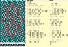 40 tarjetas, 4 colores, dibujo de 40 movimientos // sed_202༺❁