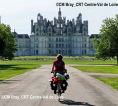 Chambord  @CRT Centre Val de Loire - CM Bray    A 25 du Camping Les Saules  #nature #chateau