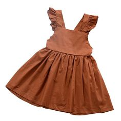Summer 2017 New Arrival Lovely Baby Girl Dress Lolita Style Solid Color Shoulderless Mini Dress Bow Sleeveless A-Line Dresses Kids Outfits Girls, Girl Outfits, Cute Outfits, Toddler Dress, Baby Dress, Little Dresses, Girls Dresses, Long Dresses, Party Dresses