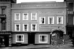 Angel Hotel 1925, Guildford