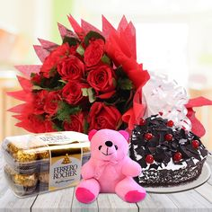 Online Cake And Flower Delivery In Bangalore Order Send Now
