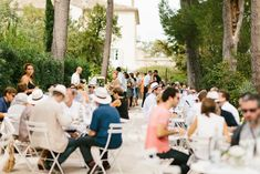 CHATEAU LA TOUR VAUCROS  Avignon, Provence ~ The Best Wedding Venues in the South of France ~ Provence