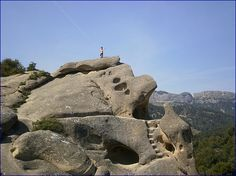 Mount Rushmore, Road Trip, Provence France, Paradis, Mountains, Landscape, Nature, Summer, Travel