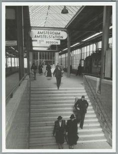 1939. Amstelstation.