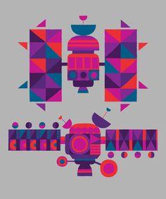 Adrian Johnson - Illustrator, graphic designer and animator. Adrian Johnson, Branding, Poster S, Illustration Art, Illustrations, Art Lessons, Adobe Illustrator, Cool Art, Collage