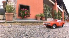 Rc '69 Dodge Charger General Lee Homemade Preview