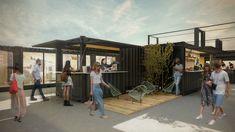 Street food u Masaryčky. Penta na léto chystá první pop-up tržiště v Praze | Forbes