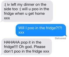 Don't poo where you eat: | 23 Hilarious Autocorrect Struggles That'll Make You Laugh At Least Once
