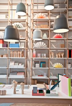 HAY, designshop | Spuistraat 281 + Nieuwezijds Voorburgwal 326 | Amsterdam
