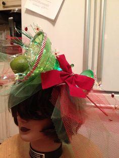 White elephant gift I made. Margarita headband 2012