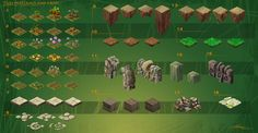 Hello all, For those who had follow my deviant on the past and seen my 2D Isometric work, probably know how many of you wanted those graphics for your games. After years of been doing some ot...