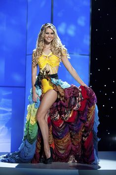 Miss Australia's costume in Miss Universe