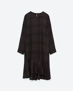Image 8 of LONG SLEEVE DRESS from Zara