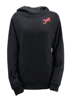 Jeep Women's Hoodie $39.95 .... I WANT!