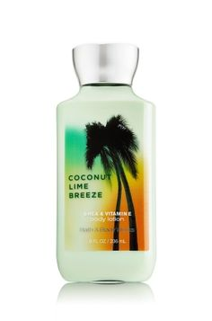 What: Bath and Body Works Body Lotion or Hand Cream. Preferred scents: Coconut Lime Breeze, Pink Chiffon and Amour ▌Where: Bath and Body Works