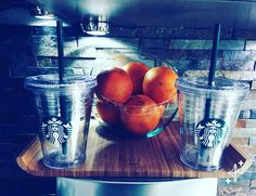 Starbucks, jus d'orange pour les matins difficile