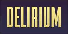 FTY DELIRIUM (60% discount, from 8,80€)   https://fontsdiscounts.com/fty-delirium-60-discount-880e
