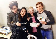 Riverdale, cast These kids just blow my mind! Are they always together?