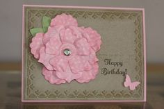 Fun Flowers Card by Trisha_Dawn - Cards and Paper Crafts at Splitcoaststampers