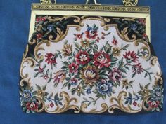 Vintage Ronte Of Bevery Hills Tapestry Purse With by BitofHope, $32.00