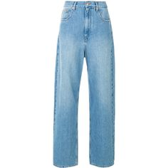 Isabel Marant Étoile Boyfriend Jeans (15.360 RUB) ❤ liked on Polyvore featuring jeans, boyfriend jeans, blue jeans, blue boyfriend jeans and boyfriend fit jeans