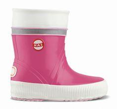 Nokian Kinder Gummistiefel Hai pink flieder Hai, Rubber Rain Boots, Footwear, Winter, Shoes, Fashion, Lilac Bushes, Branding, Winter Time