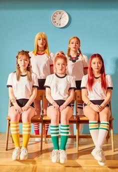 Red Velvet Russian Roulette Digital Photobook: Yeri, Joy, Irene, Wendy, Seulgi