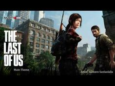 Gustavo Santaolalla - Main Theme (The Last Of Us Soundtrack) - YouTube
