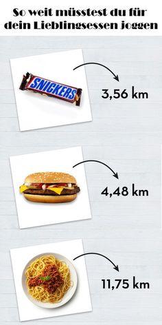 Wie weit würdest du für ein Glas Nutella laufen?
