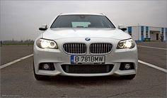 Cum arata noul BMW Seria 5 Touring - 520d xDrive - Mihai Photo
