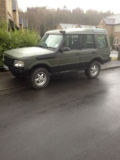 LANDROVER DISCOVERY TDI 2.5  4X4 OFF ROAD