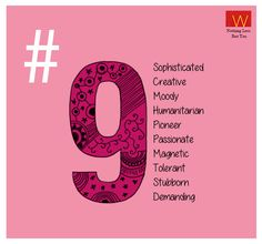 Last but not the least. Share with all those born on 9th, 18th or 27th to see how much do they agree with it.  #Wwear #Fashion #style #Wforwoman #Numerology #Ethnic #Kurta #Contemporary #Fusion #Clothing #SS15