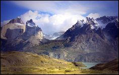 Patagonia  By: John Nell