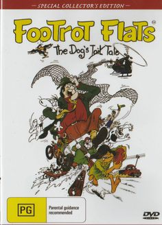 FOOTROT FLATS DVD - NEW & SEALED