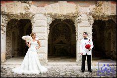 Vizcaya Wedding Photo Op