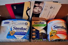 2 FREE Full sized Cans of Similac Formula, Free bottle and MORE! | Addicted 2 Savings 4 U
