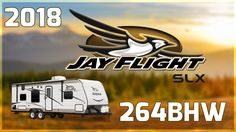 2018 Jayco Jay Flight SLX 264BHW Travel Trailer RV For Sale All Seasons RV Supercenter Buy this 2018 Jay Flight SLX 264BHW now at http://ift.tt/2sKhHtH or call All Seasons RV today at 231-760-8772!   Take off on the outdoor adventure of a lifetime with this 2018 Jay Flight SLX 264BHW travel trailer from All Seasons RV SuperCenter in Muskegon!   This aluminum travel trailer is built on a fully integrated A-frame and features I-class cambered structural steel I-beams.    Across the front youll…