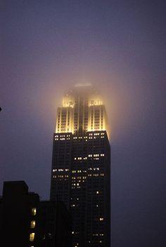 Foggy ESB, New York