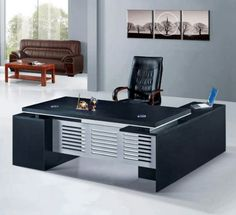 Modern Office Desk Furniture best price veneer executive desk modern office table office