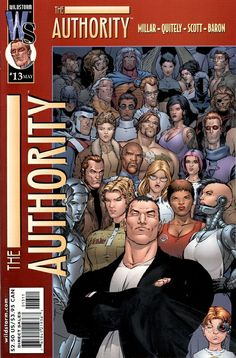 Comics : A Look at...Frank Quitely | iTaggit