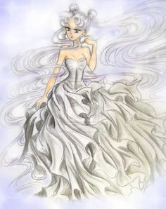 usagi princesa cosmos by ~zelldinchit on deviantART