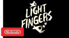Light Fingers: PAX West Trailer - Nintendo Switch
