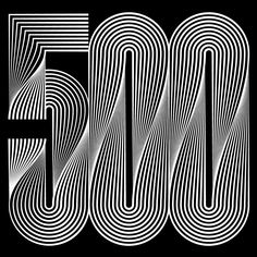 500 Logo - Fortune Magazine on Behance Typography Letters, Graphic Design Typography, Lettering, Fortune Magazine, Op Art, Behance, Photo And Video, Logos, Illustration