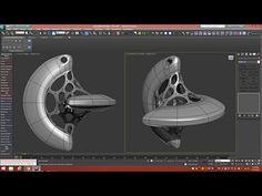 3D Tutorial | Sphericon Pendant | 3dsmax