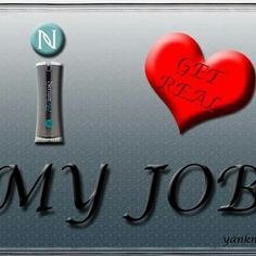 Yes I Do!! You can too! Come join my team and love your job. cindyfillmore.nerium.com