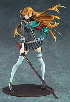 セブンスドラゴン2020-II サムライ(刀子) アナザーカラーVer. (1/7スケール ATBC-PVC 製塗装済み完成品):Amazon.co.jp:ホビー