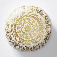 Gypsy Round Cushion